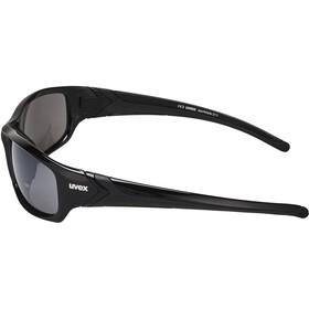UVEX Sportstyle 211 Glasses, black/silver
